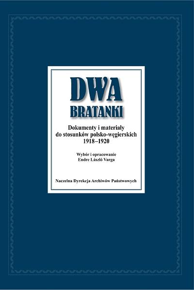 """""""Dwa bratanki"""" Endre László Vargi – spotkanie wokół książki w Ambasadzie Węgier w Warszawie"""