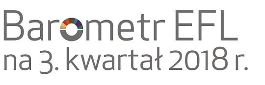 Z Barometru EFL na III kwartał płyną niepokojące dane. Nastroje w MŚP najgorsze od ponad 3 lat