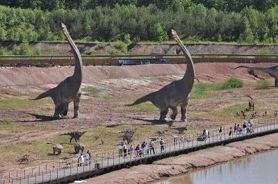 Wakacje z dinozaurami i nie tylko