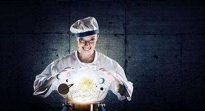 Żywność dla kosmonautów