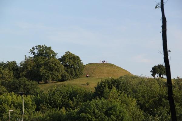 Krakowskie kopce - Kopiec Kraka