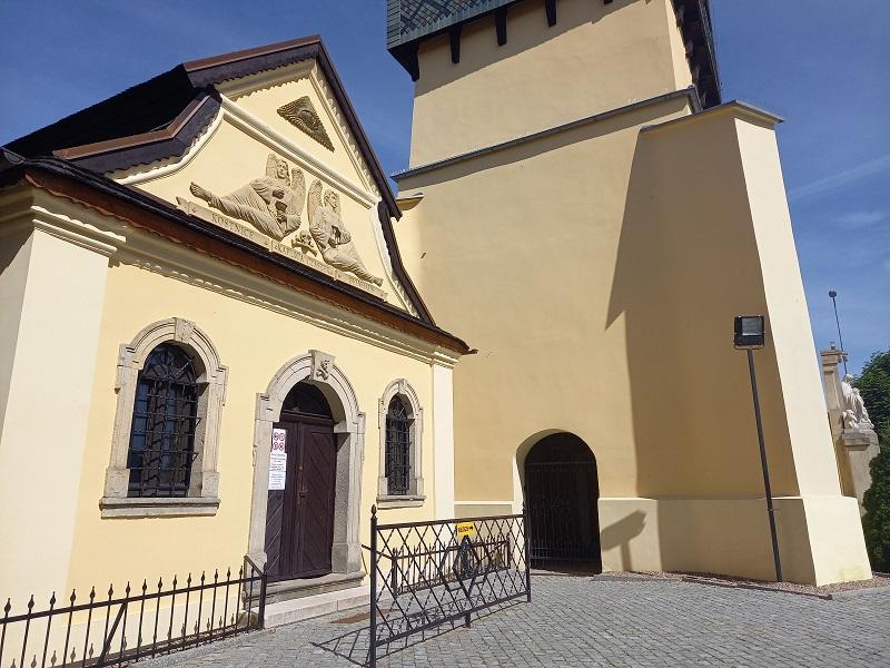 Kotlina Kłodzka - Kaplica Czaszek