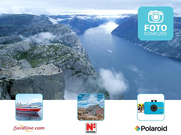 Norwegia mierzona w zachwytach, a nie w koronach. Konkurs fotograficzny Fjord Line