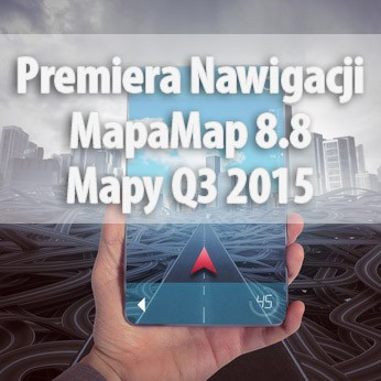 MapaMap 8.8 – aktualne mapy, nowe funkcje