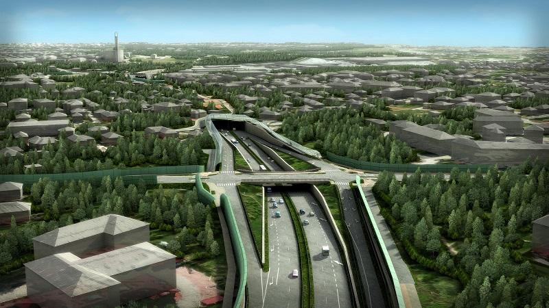 Rusza budowa Trasy Łagiewnickiej w Krakowie