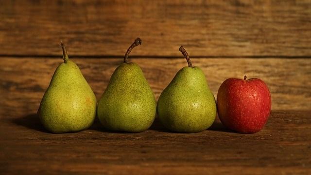 Gruszki i jabłka, czyli o zaletach polskich jesiennych owoców