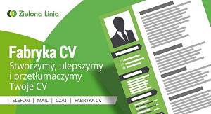 Masz problem z napisaniem CV? Skorzystaj z bezpłatnej pomocy specjalistów!