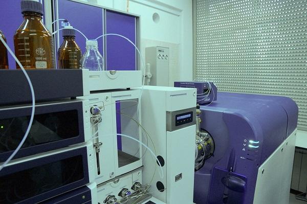 Laboratorium Metabolomiki w SGGW