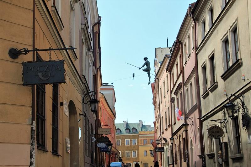 Spacer po Lublinie z dziećmi