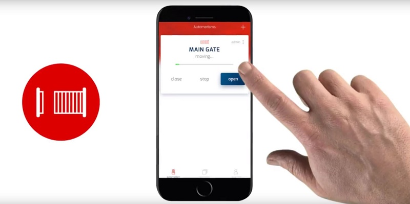 Nowa aplikacja U-Control od BFT