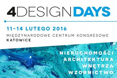 Najlepsze projekty mieszkaniowe wyróżnione na 4 DESIGN DAYS w Katowicach