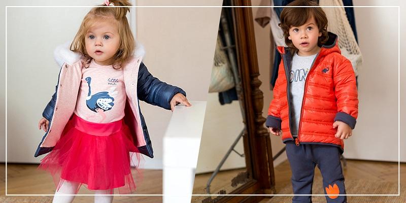 Jak ubrać dziecko gdy pogoda płata figle?