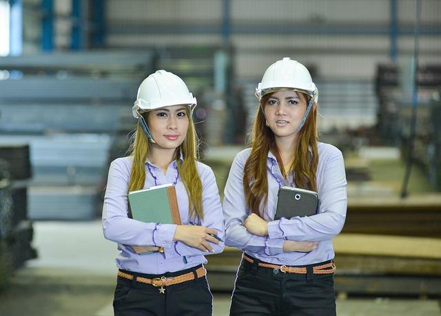 Kobiety inżynierowie poszukiwani!