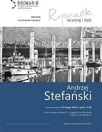 Prace Andrzeja Stefańskiego z ANWIL wystawi Browar B