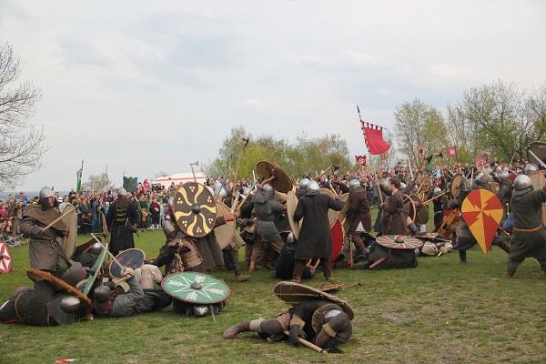 Kraków z dzieckiem - Święto Rękawki