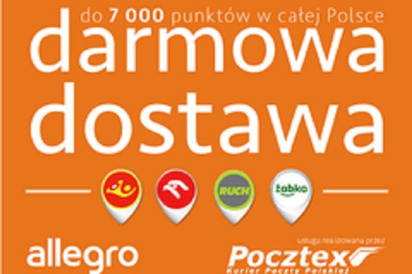 Allegro i Poczta Polska: wielka akcja darmowych dostaw