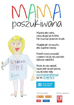 Cała Polska Szuka Mamy. Podsumowanie kampanii rekrutacyjnej SOS Wiosek Dziecięcych