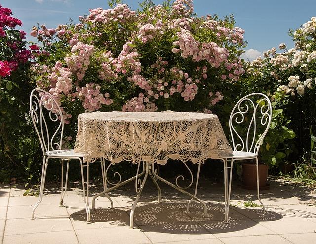 Strefa relaksu w twoim ogrodzie