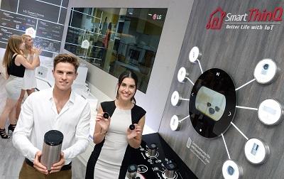 LG i Amazon poszerzają możliwości ekosystemu IOT