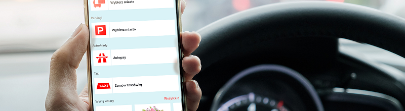 Autopay – automatyczna płatność za autostradę bez czekania na bramkach w aplikacji Santander Bank Polska