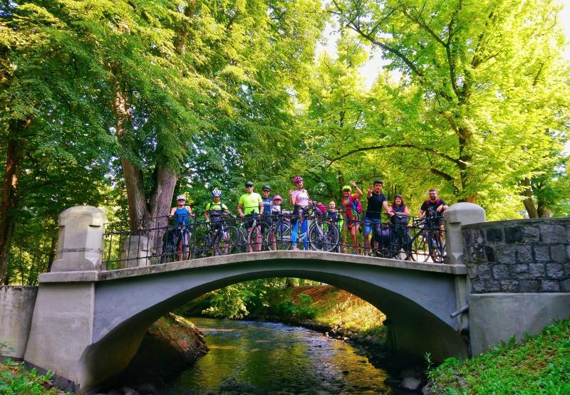 Koszalinianie odkrywają regionalne trasy rowerowe z Forum