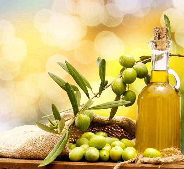 Oliwa z oliwek i masło shea dla skóry