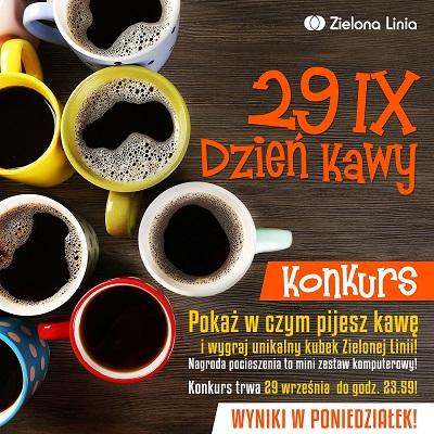 Wygraj kubek na Święto Kawy!