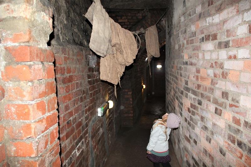 Kotlina Kłodzka - Podziemna Trasa Turystyczna w Kłodzku