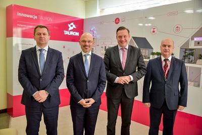 TAURON: wiceminister energii Michał Kurtyka na spotkaniu grup energetycznych ws. innowacji i StartUpów