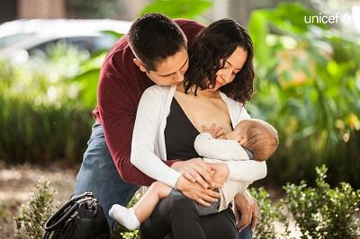 77 milionów noworodków na świecie nie jest karmionych piersią w ciągu pierwszej godziny życia - UNICEF