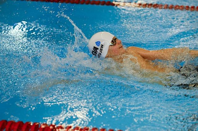 Mistrzostwa Polski w pływaniu Sprawni Razem - faworyci nie zawiedli