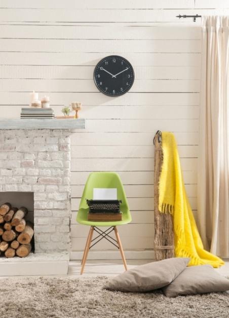 Klimat górskiej chatki w Twoim wnętrzu – kolekcja desek Wall of Wood