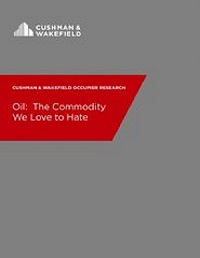 Wpływ niższych cen ropy i gazu na rynek nieruchomości biurowych świata według raportu firmy Cushman & Wakefield