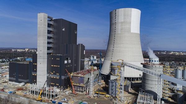 TAURON: blok 910 MW w Jaworznie zaliczył kluczowy test technologiczny