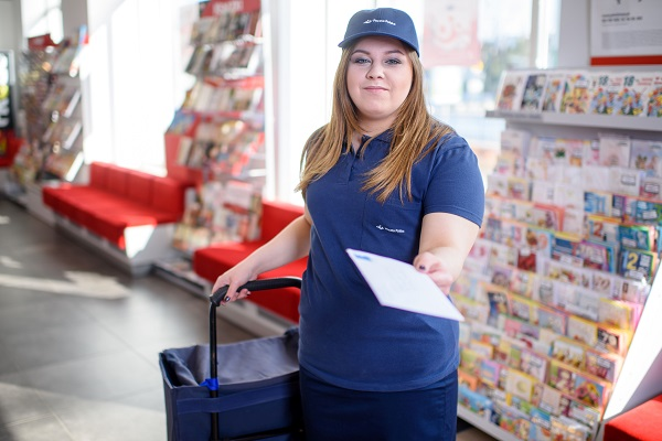 Poczta Polska rekrutuje do pracy w wakacje