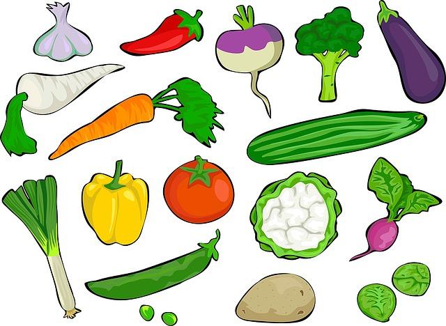 Co z czym się je? Czyli warzywa i owoce w posiłkach