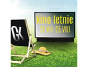 Kino Letnie przed Galerią Krakowską