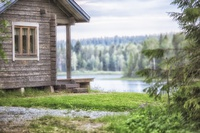 Domek na wsi – co zrobić, żeby nie zepsuć klimatu?