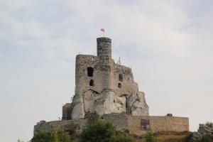 Szlak Orlich Gniazd - Zamek Bobolice i Mirów