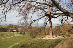 Pole Bitwy pod Racławicami i Kopiec Kościuszki z dziećmi