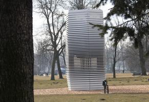 Smog Free Tower już działa !