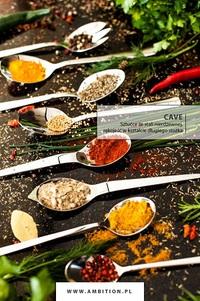 Stół zielenieje – kulinarne eksperymenty w kuchni AMBITION