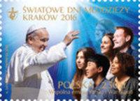 Światowe Dni Młodzieży z Pocztą Polską