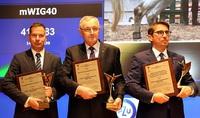 """EFL """"Liderem Przedsiębiorczości Roku 2016"""". Obchodzący jubileusz 25 lecia EFL nagrodzony za wspieranie przedsiębiorczości w Polsce"""