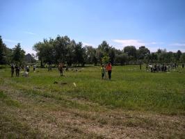 Kolejny Park Krakowian powstał przy ulicy  Ptaszyckiego