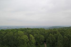 Krakowskie kopce - Kopiec Piłsudskiego