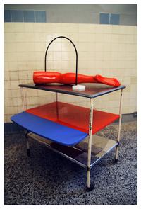 Modernizm a designerska nieutopia – wystawa Marka Wagnera w Galerii BB
