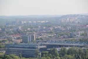 Krakowskie kopce - Kopiec Kościuszki