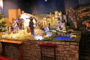 Szopki bożonarodzeniowe w krakowskich kościołach - spacer z dzieckiem