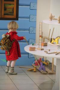 Muzeum Zabawek i Zabawy z dziećmi